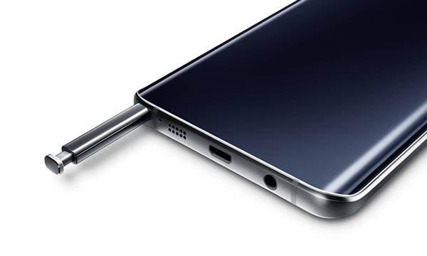 Samsung Galaxy Note 6 อาจจะมีให้เลือกทั้งจอปกติและขอบโค้ง