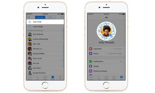 Facebook Messenger ไม่ต้องเป็นเพื่อนใน Facebook ก็คุยกันได้ แค่แอดกันผ่านโค้ด !