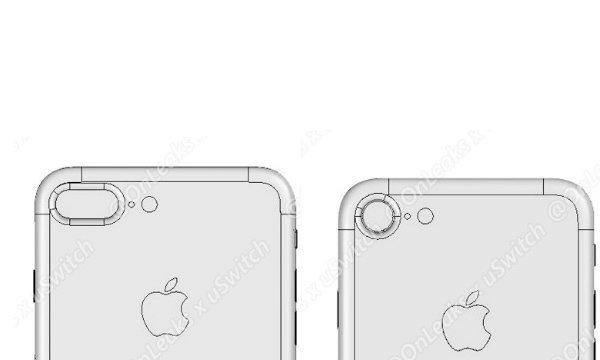 มาแล้วภาพ Render ของ iPhone 7 และ iPhone 7 Plus ลาก่อนช่องเสียบหูฟัง