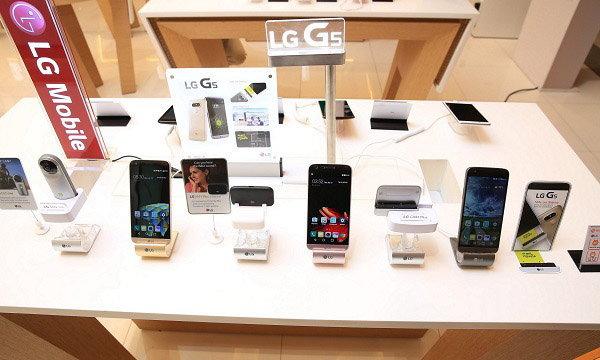 แอลจีจับมือทีจี โฟน เปิดตัว LG G5SE และ LG Stylus 2 ที่เดียวในประเทศไทย ในงานไทยแลนด์ โมบาย เอ็กซ์โป