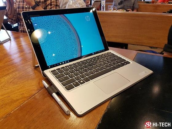[รีวิว] HP Elite X2 Tablet วินโดว์ระดับองค์กร ที่ไม่ได้มีดีแค่รูปร่างที่สวย