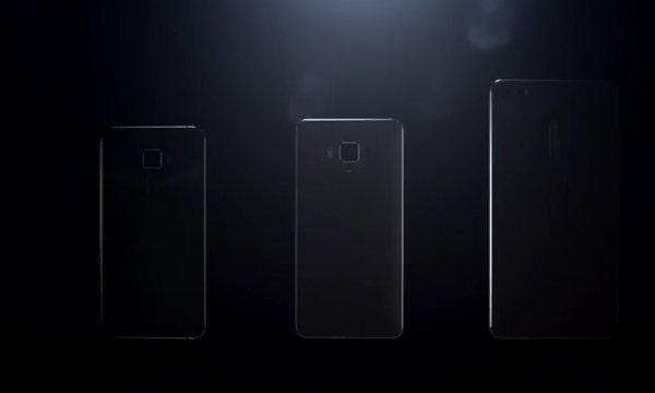 Teaser ใหม่ของ ASUS Zenfone 3 มาพร้อมกัน 3 รุ่นเจอกันปลายพฤษภาคมนี้