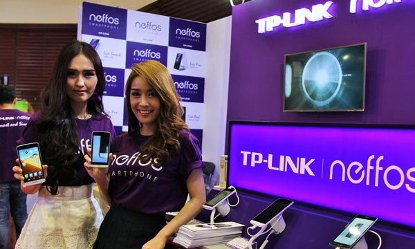 TP-LINK ฮอตสุดๆ กับโปรโมชั่นสุดพิเศษสมาร์ทโฟน Neffos ลดสูงสุด 1,000 บาท