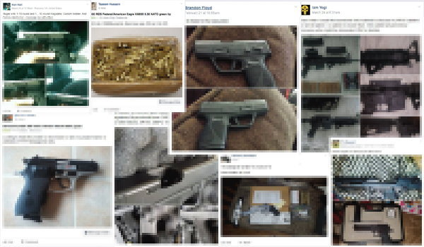 เฟซบุ๊กเพิ่มตัวเลือกรีพอร์ตภาพการซื้อขายสินค้าผิดกฎหมาย