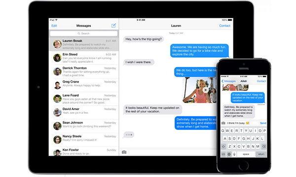 Apple อาจจะส่ง iMessage ให้สามารถใช้งานบน Android เร็ว ๆ นี้