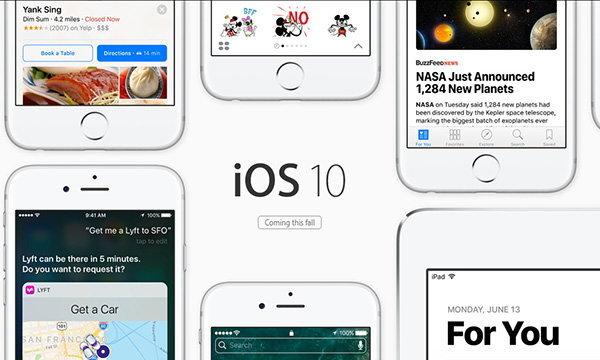 Apple จะเพิ่มฟีเจอร์รองรับการถ่ายภาพ RAW ให้ในระบบปฏิบัติการ iOS 10