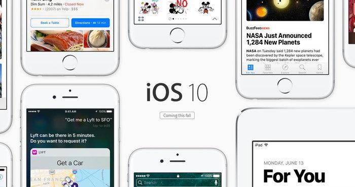 การลบแอพของแอปเปิลใน iOS 10 ไม่ได้ลบตัวไฟล์แอพจริงๆ แต่ลบเฉพาะไอคอน-ข้อมูลผู้ใช้