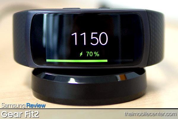 รีวิว (Review) Samsung Gear Fit2