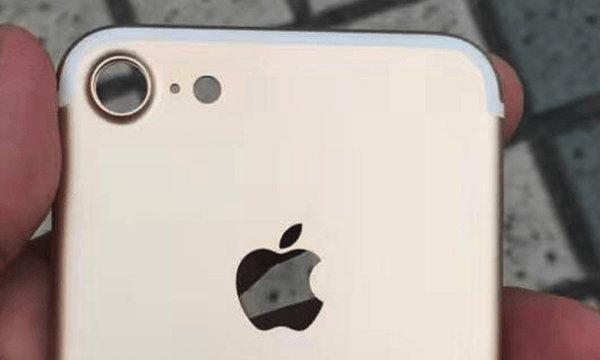 อ้างนี้คือเครื่องจริง iPhone 7 มือถือราคาแพงรุ่นต่อไป