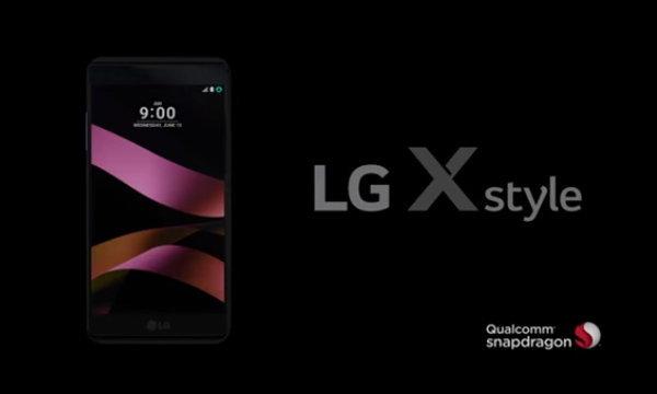 LG เผยโฉม LG X Style Smart Phone ที่บางเพียง 6.9 มิลลิเมตร