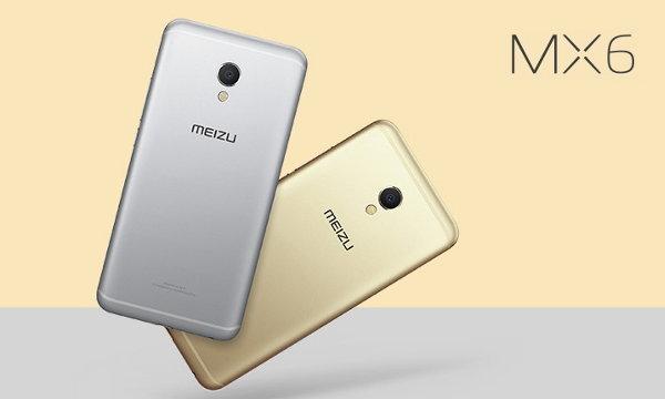 Meizu MX6 มือถือบางเบา พร้อมกับกล้องที่ไว ในราคาเบา ๆ