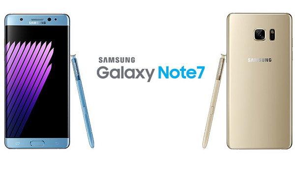 T-Mobile พร้อมเปิดจอง Samsung Galaxy Note 7 ในสัปดาห์หน้า