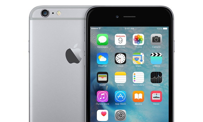 โปรแรงปลายเดือน iPhone 6s ราคาเริ่มต้น 18,400 บาท
