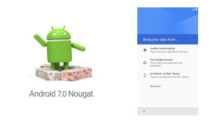 ร้ายกาจ Android Nougat 7.0 จะสามารถดูดข้อมูลออกจาก iOS และลบข้อมูลได้อัตโนมัติ