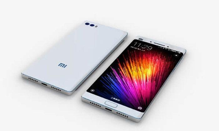 หลุดสเปคของ Xiaomi Mi Note 2 จะมาพร้อมกับ RAM 6GB