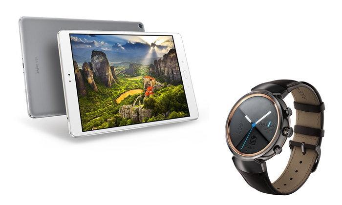 [IFA2016] ASUS เปิดตัว Zen Watch 3 ที่บางลงกว่าเดิม และ Zen Pad 3 S ขนาด 10 นิ้ว