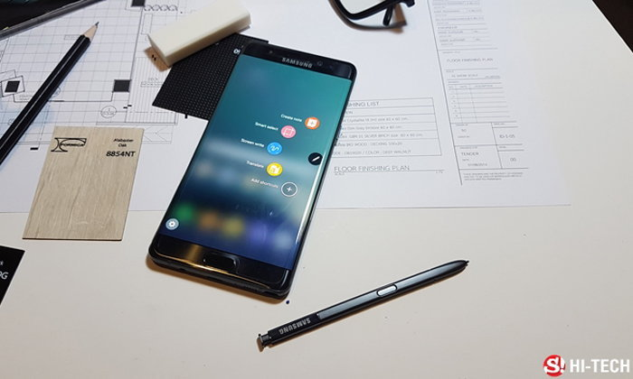 ข่าวลือ Samsung Galaxy S8 อาจจะผลิตเฉพาะรุ่นจอโค้งเท่านั้น