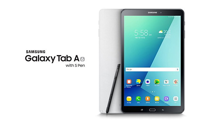 Samsung เปิดตัว Galaxy Tab A (2016) With S Pen Tablet พ่วงปากการุ่นใหม่