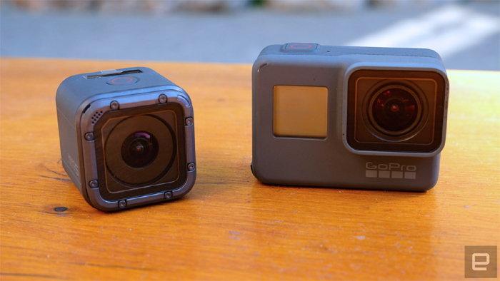 GoPro เปิดตัว Hero 5 และ Hero 5 Session รุ่นล่าสุดกล้อง Action Cam ขาลุยดำน้ำได้ราคาถูกลง