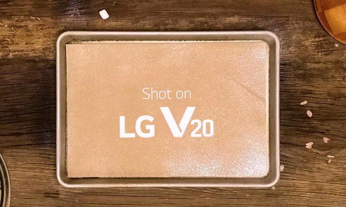 เผยภาพ Render ของ LG V20 จะมาพร้อมกล้องคู่ด้านหลังแน่นอน