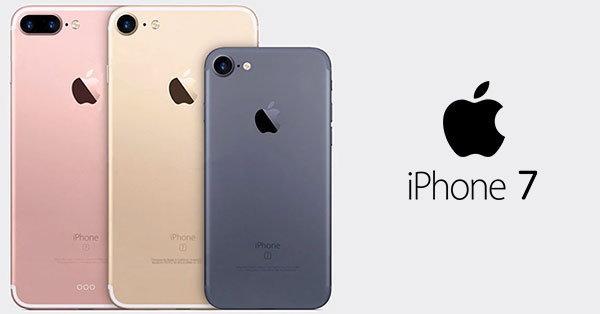 อัปเดตข้อมูลล่าสุด : iPhone 7 และ 7 Plus สรุปข้อมูลสเปก และฟีเจอร์ทั้งหมดก่อนเปิดตัวคืนนี้
