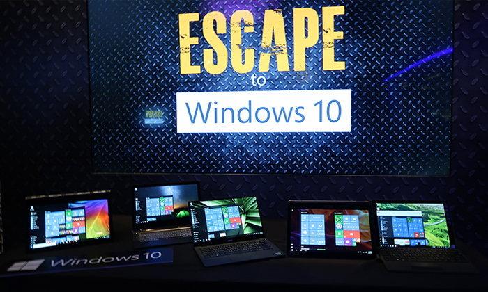 Microsoft ชวนลอง Windows 10 Anniversary ฟีเจอร์ใหม่ที่หลายคนมองข้าม