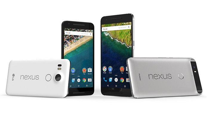 Google ประกาศหยุดจำหน่าย Nexus 5x และ Nexus 6P หลังจากเปิดตัว Pixel