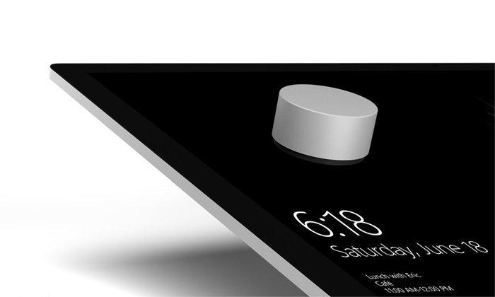 รู้จัก Surface Dial ตัวหมุน อุปกรณ์เสริมของ Surface Studio ที่ใช้กับ Surface รุ่นอื่นได้ด้วย