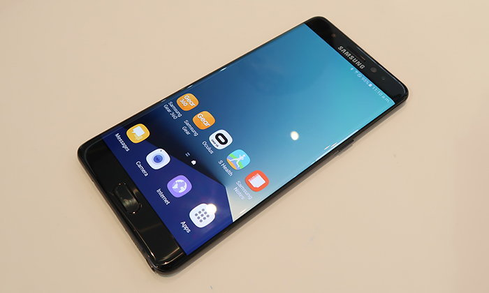 ตัดแบบไร้เยื่อใย Samsung เตรียมตัดสัญญาณเครือข่ายมือถือของ Galaxy Note 7 ในออสเตรเลีย