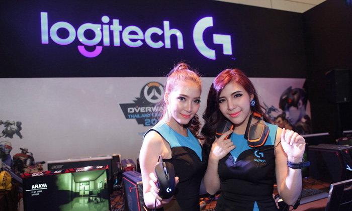 Logitech ประกาศเน้นทำตลาด Gaming ในชื่อ Pro DG Series ในปี 2560