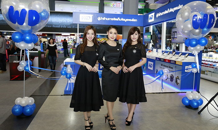 WD เปิด Experience Shop แห่งแรกในไทย