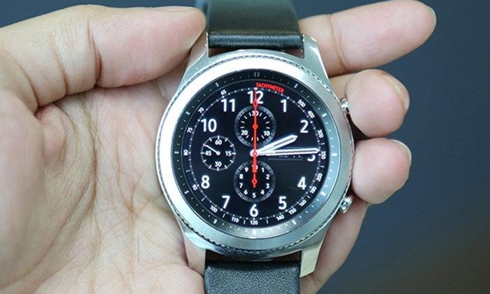 [รีวิว] Samsung Gear S3 Classic นาฬิกาอัจฉริยะรุ่นสานต่อ ปรับโฉมใหม่ด้วยดีไซน์สุดคลาสสิกแบบกันน้ำ