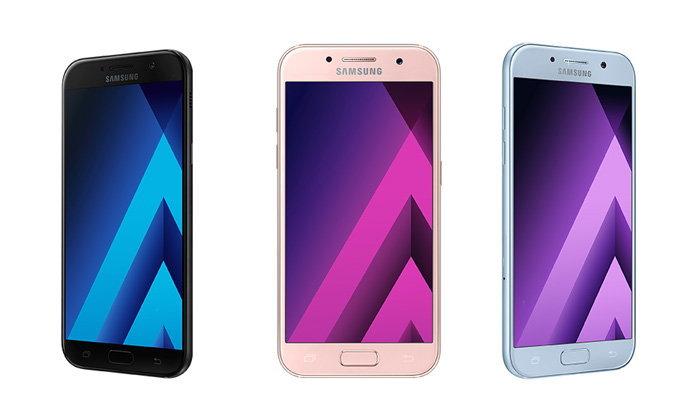 เผยโฉม Samsung Galaxy A (2017) พัฒนาการของมือถือระดับกลางให้เทียบเท่ามือถือเรือธง