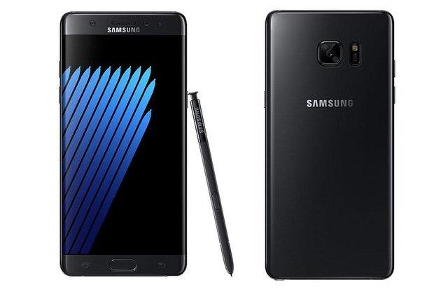 หลุดข้อมูล Samsung Galaxy Note 8 จะใช้หน้าจอ 4K พร้อมกับระบบ AI Assistant