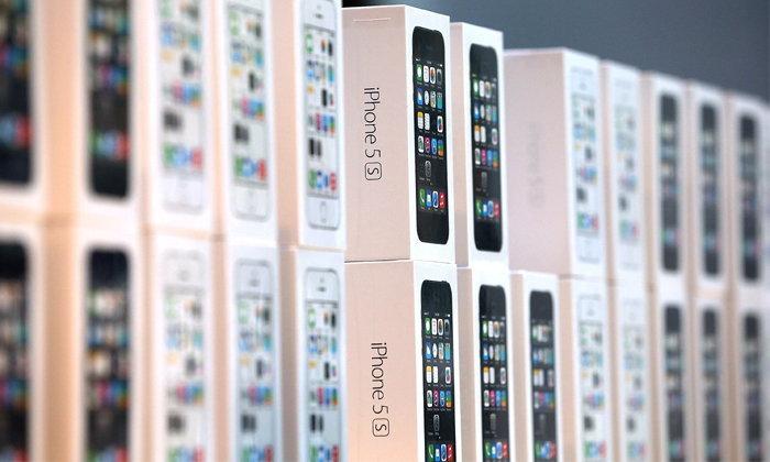 โปรโมชั่นดีที่สุดที่เคยมีมา iPhone 5s เหลือเพียง 10,900 บาท
