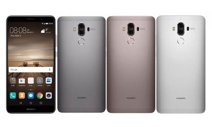สื่อนอกเผยผลทดสอบแบตเตอรี่ของ Huawei Mate 9 ทนเกินคาด