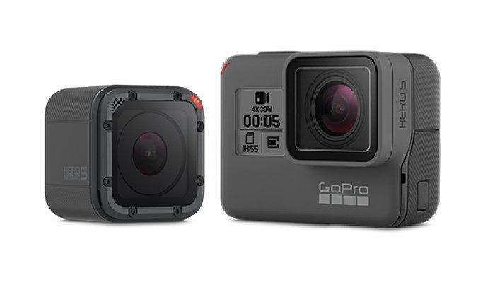 GoPro มีแผนจะเปิดตัว Hero 6 ออกปี 2017 แน่นอน