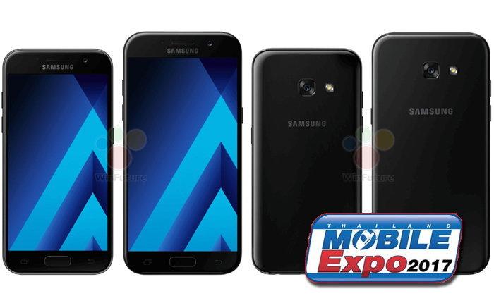 เจาะโปรโมชั่นมือถือ Samsung ในงาน Thailand Mobile Expo 2017 ต้นปี