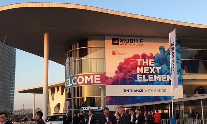 พาทัวร์ Mobile World Congress 2017