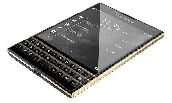 ถึงคราวบอกลา !! BlackBerry มีส่วนแบ่งการตลาด 0.0%