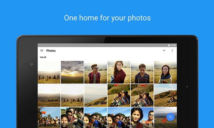 Google Photos เปิดให้ผู้ใช้แบคอัพและแชร์ภาพแบบพรีวิวเมื่อเชื่อมต่ออินเทอร์เน็ตความเร็วต่ำ