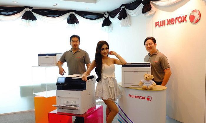 ฟูจิ ซีร็อกซ์ เปิดตัว พริ้นเตอร์ DocuPrint 3 รุ่นใหม่ เน้น Cloud Service HUB