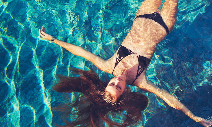 คิดแล้วขมคอ! มาดูกันว่าในสระว่ายน้ำนั้นมี 'ฉี่' เจือปนอยู่ในปริมาณเท่าไหร่