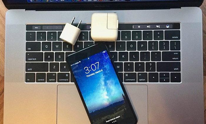 รื้อไฟล์เก่า! ทริคง่ายๆ ให้คุณชาร์จแบตไอโฟนเร็วขึ้นเป็นเท่าตัว