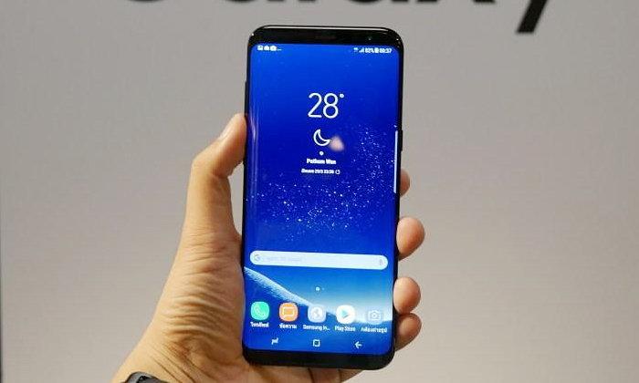 มีอะไรใหม่ใน Samsung Galaxy S8 และ Samsung Galaxy S8+ บ้าง