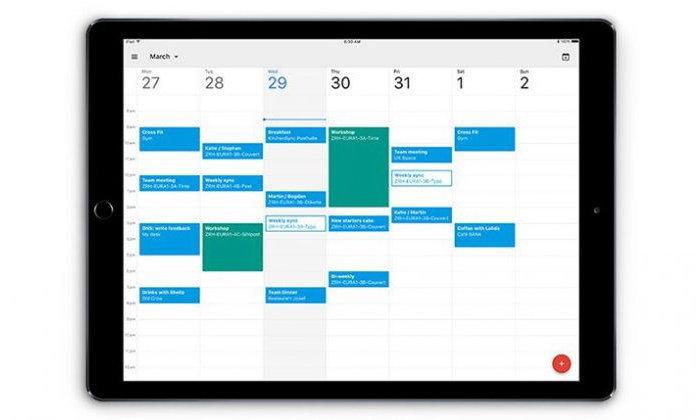 Google เปิดให้โหลด Calendar ลงใน iPad แล้ววันนี้