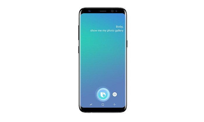 ข่าวดี Smart Phone ของ Samsung ที่ใช้ระบบปฏิบัติการ Android Nougat อาจจะใช้งาน Bixby ได้แล้ว