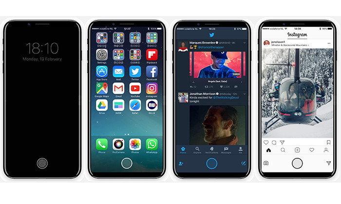 Apple เล่นใหญ่ สั่ง OLED แบบโค้งทั้งหมด 70 ล้านตัวจาก Samsung