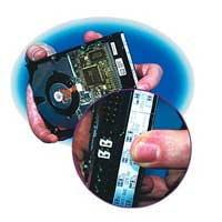 ญี่ปุ่นพัฒนาดิสค์ที่มีความจุเท่าดีวีดี300 แผ่น