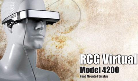 RCG Virtual Vision Model 4200